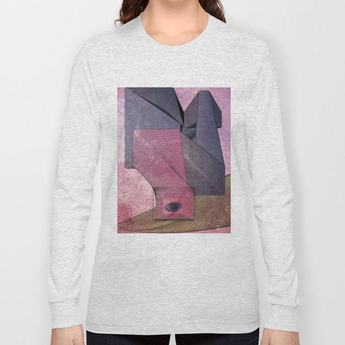 raindropfallingonaleaf Long Sleeve T-shirt
