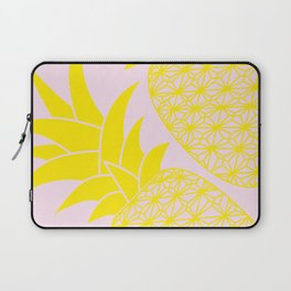 Ananas baby pink Laptop Sleeve