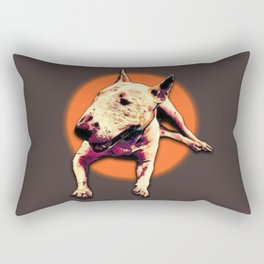 Bull Terrior V.2 Rectangular Pillow