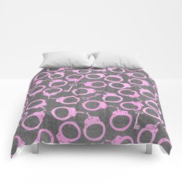 Cuff Me Comforters