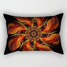 Dock Fan Rectangular Pillow