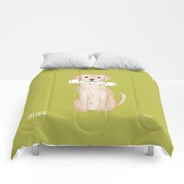 Olive Comforters