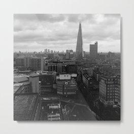 London #7 Metal Print