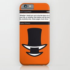 No020 MY David Copperfield Book Icon poster Slim Case iPhone 6s