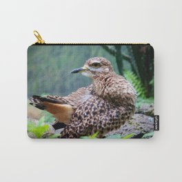 Spotted Dikkop Carry-All Pouch