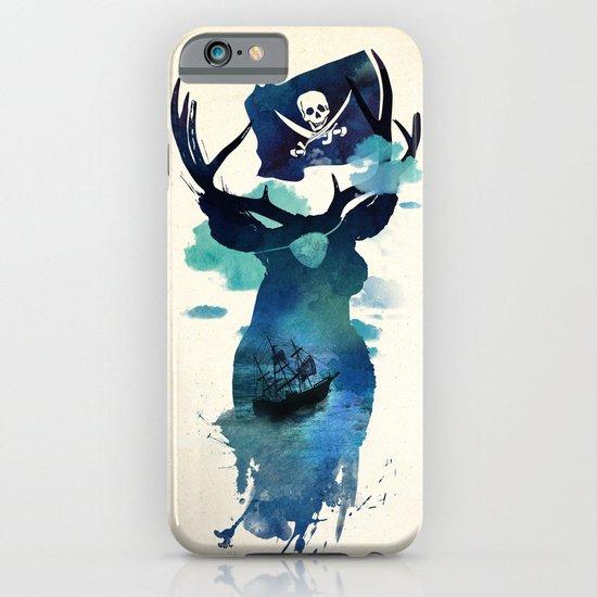 Captain Hook iPhone & iPod Case