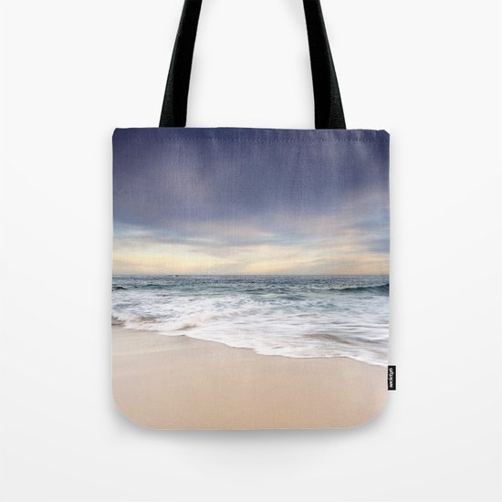 Tranquil Beach Tote Bag