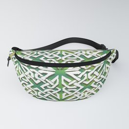 Tangled Geen Fanny Pack