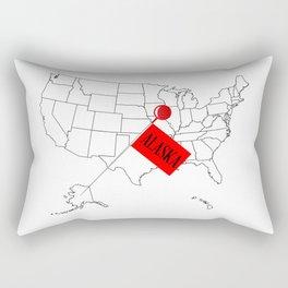 Eye Of The Storm Rectangular Pillow