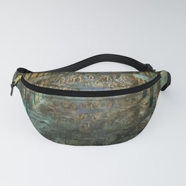 Apocalyptic Vision of the Sistine Chapel Rome 2020 Fanny Pack