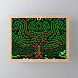 Colorandblack serie 124 Framed Mini Art Print