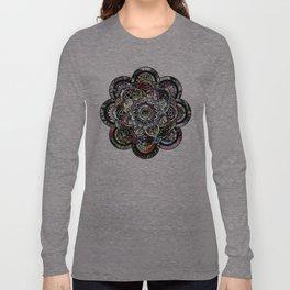 Mandala Montage Long Sleeve T-shirt