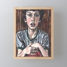 Sam Weir Freaks and Geeks Framed Mini Art Print