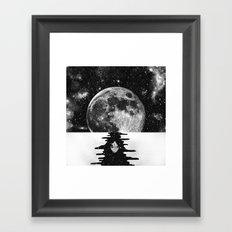 Endless Journey Framed Art Print