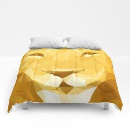 "Fragments ""Lion"" Comforters"