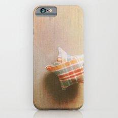 Plaid Lucky Star  iPhone 6s Slim Case