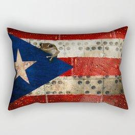 Pure for Rica Rectangular Pillow