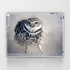 Burrowing Owl Laptop & iPad Skin