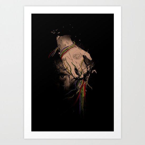 The Terror Art Print