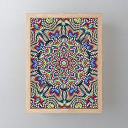 Acid fest Framed Mini Art Print