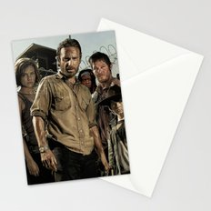 The Walking Dead - The Crew Stationery Cards