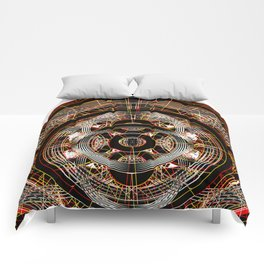 The Resonant Frequencies of Hell Comforters