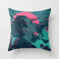 Fylgja Throw Pillow