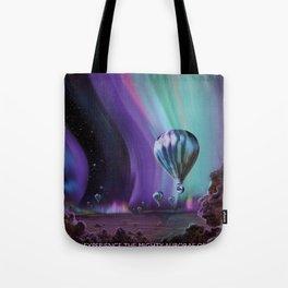 Jupiter Poster Tote Bag