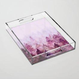 Fade Away II Acrylic Tray