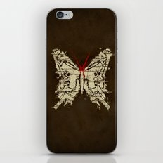 Deadly Species iPhone & iPod Skin