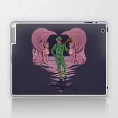Riddled Laptop & iPad Skin
