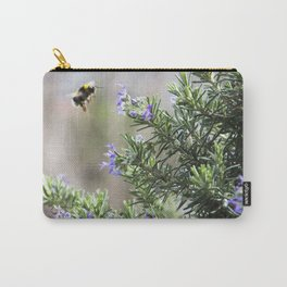 bumble bee flight Carry-All Pouch