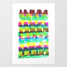 Rolleron Art Print