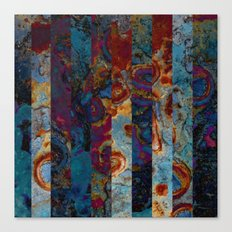Metal Mania 6 Canvas Print