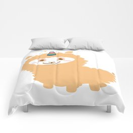 Funny Llama Unicorn Alpaca Animal Pet Lover Gift Comforters