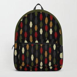 Colima - Black Backpack