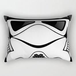 A Happy Trooper is an Effective Tropper Rectangular Pillow