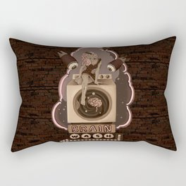 BrainWash Rectangular Pillow