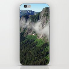 Misty Fjords iPhone & iPod Skin