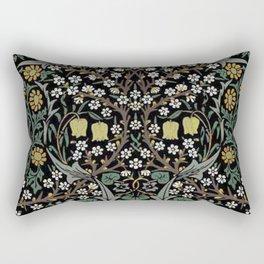 William Morris Blackthorn Rectangular Pillow