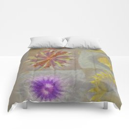 Anticapitalistically Combination Flower  ID:16165-030023-59450 Comforters