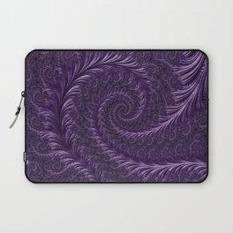 Deep Purple Laptop Sleeve
