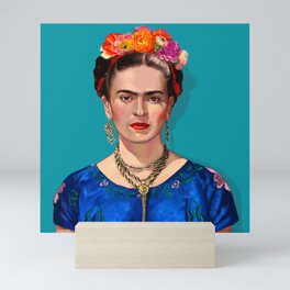 Frida Khalo Mini Art Print