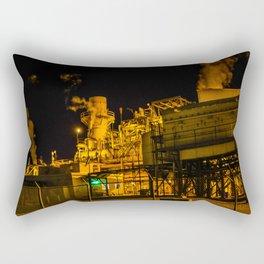 The Night Shift Rectangular Pillow