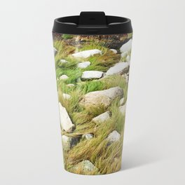 Maine Seagrass Metal Travel Mug