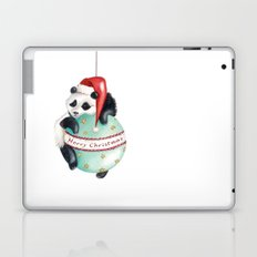 Christmas Panda Laptop & iPad Skin
