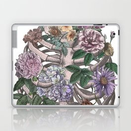 flowering ribs Laptop & iPad Skin
