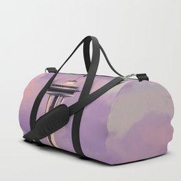 Seattle Space_Needle Duffle Bag
