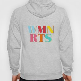 WMN RTS Woman Rights Hoody