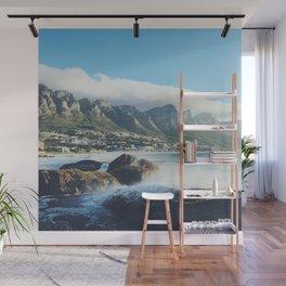 Hello Cape Town Wall Mural